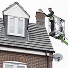 Anglian High Access - chimney and chimney cap repair
